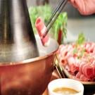 铜锅涮羊肉